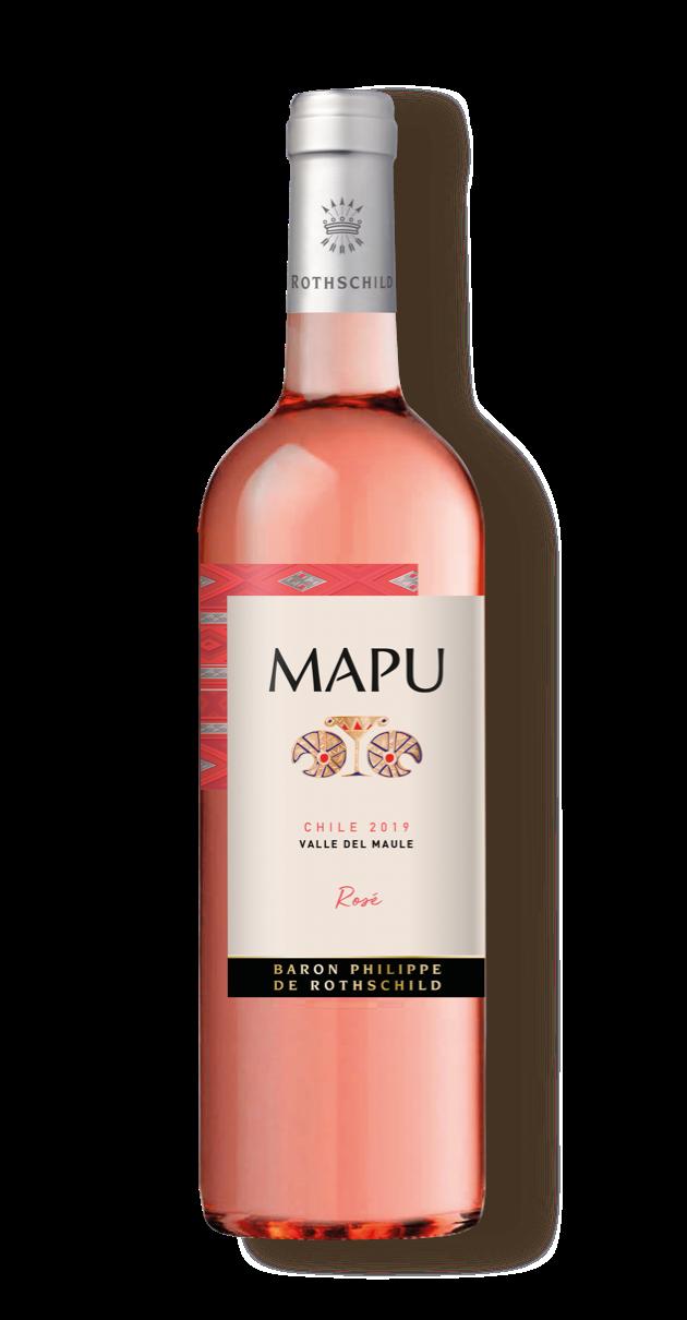 Vin rosé Mapu 2019
